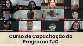 Curso de Capacitação do Programa TJC